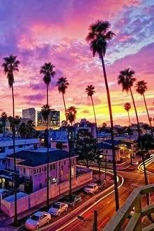LA California