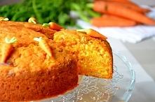 Ciasto marchewkowe - przepis po kliknięciu na zdjęcie :)