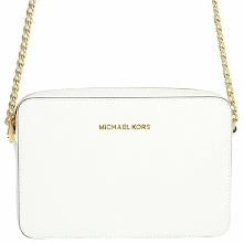 Michael Kors Jet Set Travel White :)