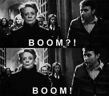 Boom? Boom!
