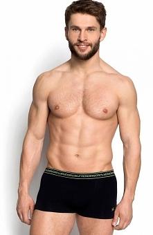 Henderson 34265 Doxy bokserki Bokserki męskie o klasycznym kroju, wykonane z wysokiej jakości bawełny, przód profilowany zaszewkami