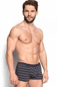 Henderson 34270 Digit bokserki Bokserki męskie o klasycznym kroju, wykonane z wysokiej jakości bawełny, przód profilowany zaszewkami