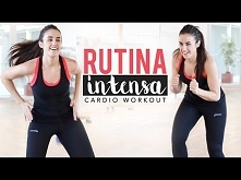 Rutina intensa 15 minutos | Cardio workout