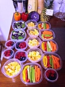 zdrowo i kolorowo :D