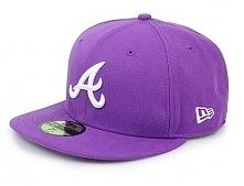 Atlanta Braves Fiolet