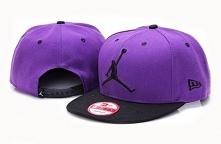 Fioletowy Nike Air Jordan
