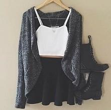 Piękny strój