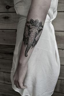 Tatuaże z zwierzakami? Jest...