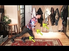 """MOST AMAZING DANCE MOVE - """"THE RISE UP"""" DANCE TUTORIAL WITH ROBERT HOFFMAN"""