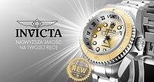 Wznieś się na wyżyny. Zegarki Invicta! ⌚ TERAZ DOSTĘPNE W NASZEJ OFERCIE ⌚
