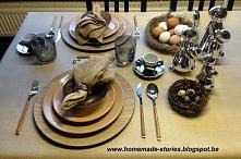 Aranżacja stołu Wielkanocne...