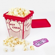 Pojemnik MicroWabe Popcorn Maker :).