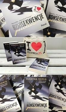 ZSZYWKOWICZE konkurs, w którym do wygrania są premierowe książki wydawnictwa Pascal nadal trwa. ;)  Klikajcie w zszywkę po szczegóły >>>
