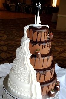 piękny tort :D