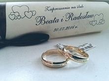 Gotowi do ślubu ;)  Apart.