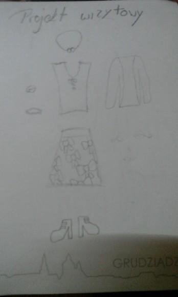 Jak wam podoba się mój projekt stroju wizytowego .  Tylko nie komentujcie butów