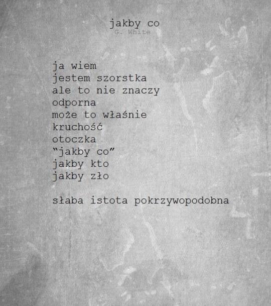 Wiersz Na Moje życie Zszywkapl