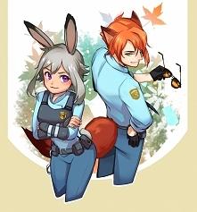 Zwierzogród - Nick i Judy