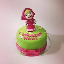 Masza - tort
