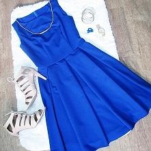 Sukienka IVON model 170  Wy...