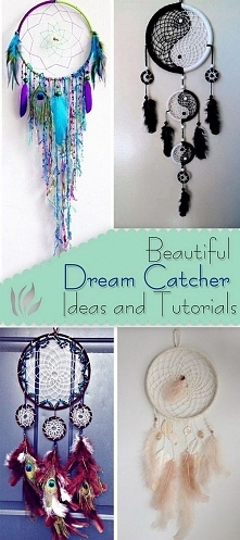 dream catcher.