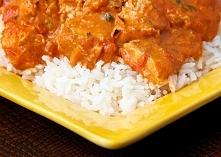 Pierś z kurczaka z warzywami i ryżem :-D Przepis oczywiście klikamy w fotkę :-) Smacznego