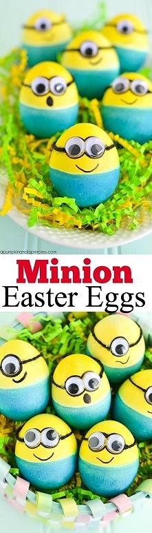 pomysł na wielkanocne jajka :)