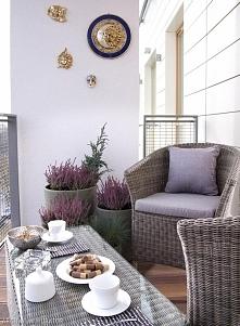 Balkonowe inspiracja