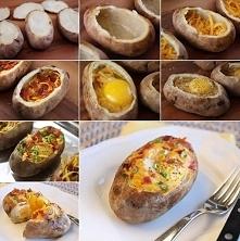Wypchany ziemniak :)