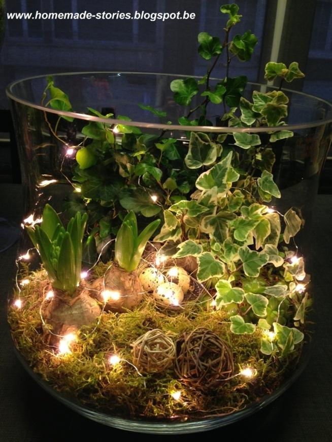 Zapraszam was na nowy post o stroikach Wielkanocnych! Wyglądają magicznie! homemade-stories.blogspot.be