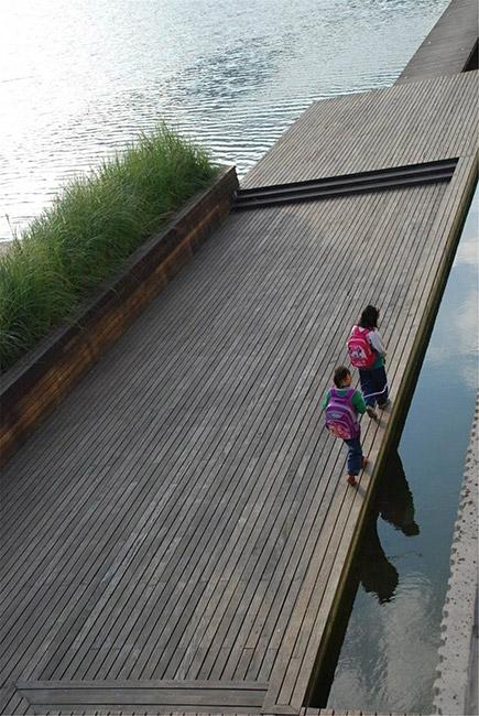 ••Minghu Wetland Park by Turenscape 17