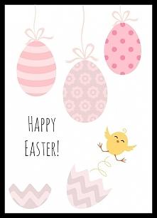 Postery Wielkanocne do druk...
