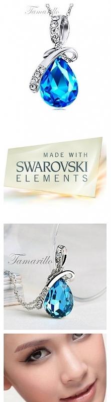 Naszyjnik Swarovski Element...