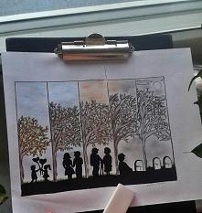 Milion takich obrazków , ja narysowałam swój , ten sam lecz z mojej ręki :)