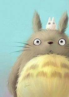 Totoro! :) Śliczne wykonanie.