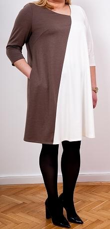 Rozkloszowana sukienka Faso...