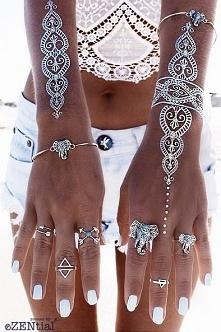 Piękne połączenia - pierści...