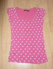 Różowa bluzeczka ATMOSPHERE