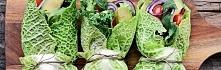 Warzywne wrapy