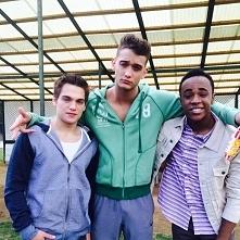 Dylan, Cody i Khylin