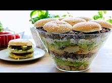 Jeśli lubicie Big Maca, zwariujecie na punkcie tej sałatki! Robi się ją chwilę, a smak jest nieziemski