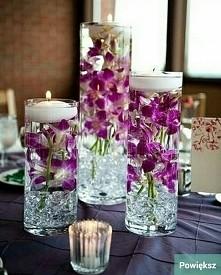 Piękne *-* świeczki nie muszą być nudne :)