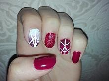 Kolejne paznokcie gotowe.. Jak Wam się podoba? patt96.wordpress.com
