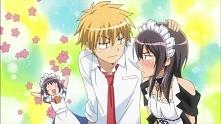 Anime: Kaichou wa Maid-sama! OPIS: Anime opowiada o pewnej dziewczynie - Ayu...