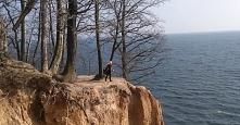 Dzisiaj zamiast trenować, czy zwiedzać zakątki stołu, razem z moim ukochanym wyruszyliśmy na klif w Gdyni. Mam nadzieję, że Wy też nie siedziałyście cały dzień przy stole!!!   B...