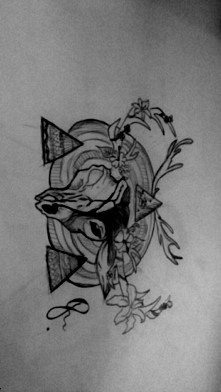 new project tattoo  you like it ?  yes or no :))