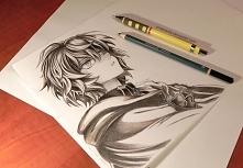 Manga to taka maniera w sztuce i rysownictwie. Różnorodność opinii nie pozwala na wysunięcie jednoznacznej oceny tego stylu. A wy co o tym myślicie patrząc na ten rysunek? Ja je...