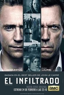 The Night Manager(2016-) miniserial  Nocny recepcjonista jednego z europejskich hoteli na zlecenie służb specjalnych pomaga w tajnej operacji przeciwko potężnemu handlarzowi bro...