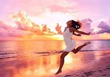 Słońce daje tak wiele energii, że chce się żyć :)