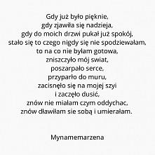 Wiersze Mojego Autorstwa Inspiracje Tablica Mynamemarzena